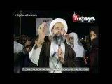 سخنرانی آیت الله شیخ نمر باقر آل نمر