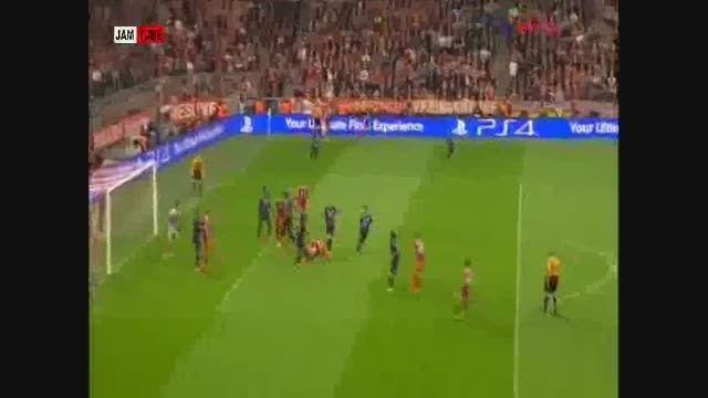 قهرمانان اروپا 2015؛ بایرن مونیخ ۶-۱ پورتو؛ انتقام سخت