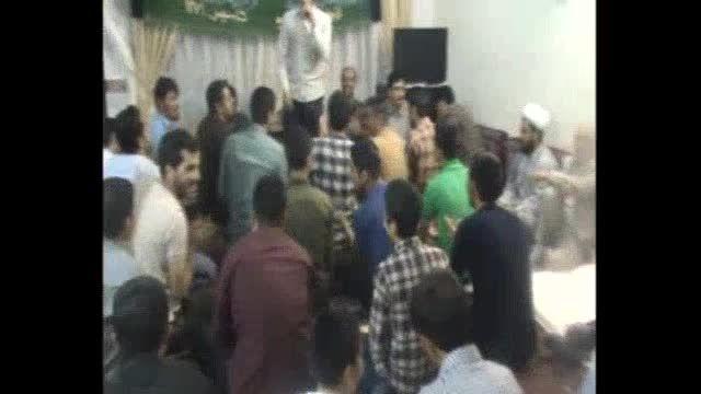 مولودی امام حسن هیت منتظران ظهور زنجان  1394.4.10