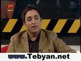 امیر حسین رستمی در سینما گلخانه