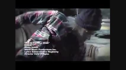 ویودیو فوق العاده زیبا (حبیب- مرد تنهای شب)2013