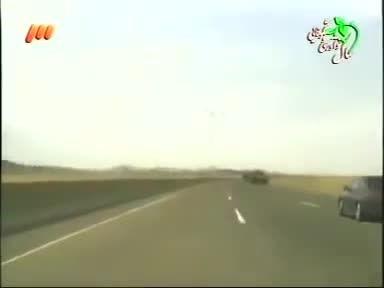 پلیس بزرگراه کنترل نا محسوس تعقیب و گریز ...