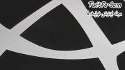 کلیپ آموزش طراحی ناخن - طرح سیاه و سفید