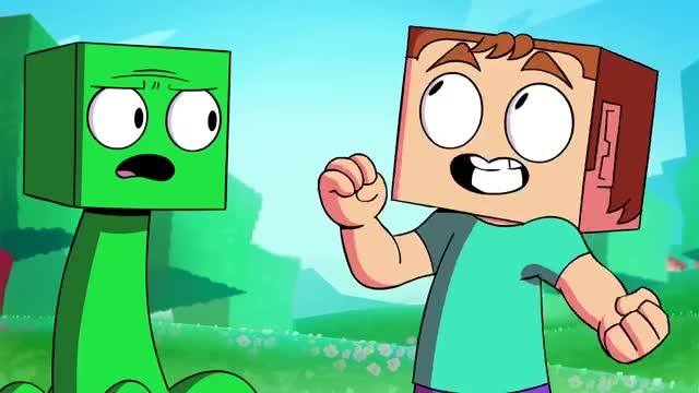 Minecraft is for EVERYONE! - ANIMATED MUSIC VIDEO by Ro