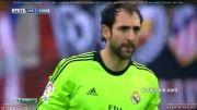 اتلتیکو مادرید 2 - 2 رئال مادرید / هفته 26 لالیگا