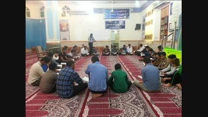 گوشه ای از فعالیتهای مرکز نیکوکاری شهید بهشتی کاکی