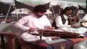 سرود مهرهنکین پشت صحنه ضبط تلویزیونی موسیقی بلوچی تمرین قبل ضبط