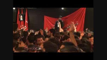 شب هفتم محرم 94 حاج محمود کریمی