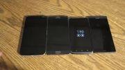 Nexus 6 vs DROID Turbo vs Galaxy Note 4 vs Xperia Z3