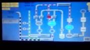 تصفیه آب نمایش گر دستگاه سی واتر شرکت تمدن آریا جزیره کیش