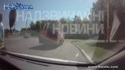 شلیک به پلیس راهنما رانندگی در شرق اکراین