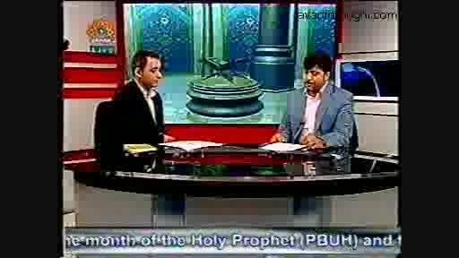 گفتگوی تلویزیونی (شبکه جهانی سحر) 23