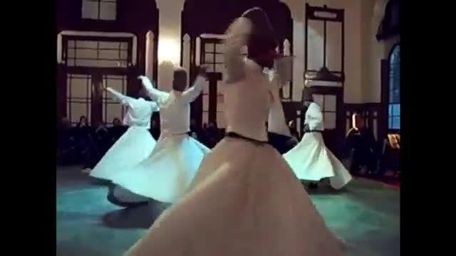 رقص سماع مولانا
