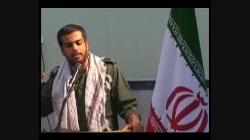 دکلمه خوانی اشعار مرحوم حاج محمدرضا آقاسی در مجلس شهدا