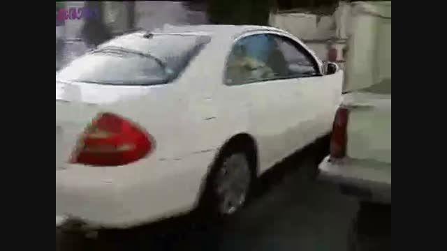 """""""دور دور"""" با خودروهای اعیانی لوکس گران قیمت+فیلم کلیپ"""