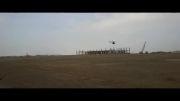 گیلان آرسی- پرواز اول تیركس450 روز 22 بهمن 92