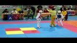ضربه تیو دیچاگی  زیبا در مسابقات نونهالان
