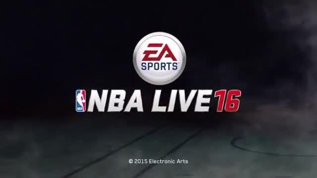 گیم پلی بازی NBA Live 16
