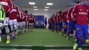 زسکا مسکو 1-3 بایرن مونیخ/گروه D لیگ قهرمانان اروپا