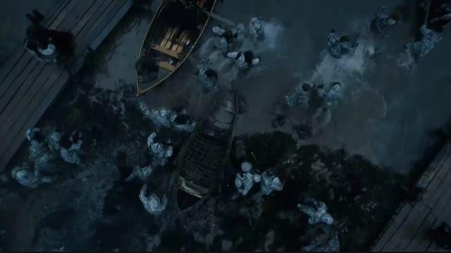 تریلر اول فصل پنج سریال بازی تاج و تخت[Game of Thrones]