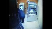 دزدی از عابر بانک در تهران