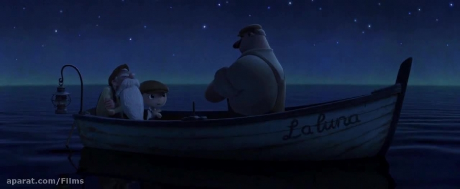 Pixar Short Films #25 La Luna - 2011