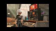 هیولاها علیه بیگانگان (Monsters VS aliens (mutant pumpkins