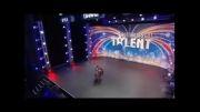 نفر اول استعدادهای درخشان  got talent 2012