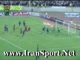 گل استقلال به  تراکتور سازی( مجیدی)