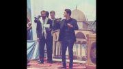 اجرای روز قدس..میدان امام اصفهان