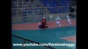 لحظه باشکوه قهرمانی تیم فوتسال دختران ایران در آسیا
