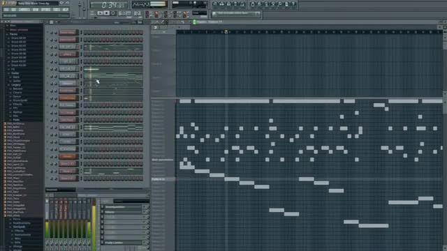 کاور آهنگ بریتـنی با FL-Studio