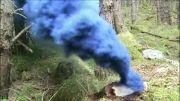 بمب دودزای رنگی سریع 4
