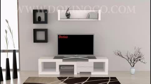 میز تلویزیون متحرک و پازلی مدل S4 (درینو سبکی نو)
