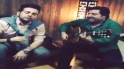 عماد طالب زاده و مهدى یغمائى-استدیو پوریا حیدری