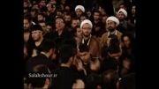 سینه زنی فوق العاده حاج مهدی سلحشور در شب هفتم محرم 93