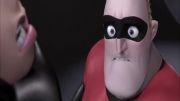 انیمیشن های دیزنی وپیکسار | The Incredibles | بخش 11 | دوبله