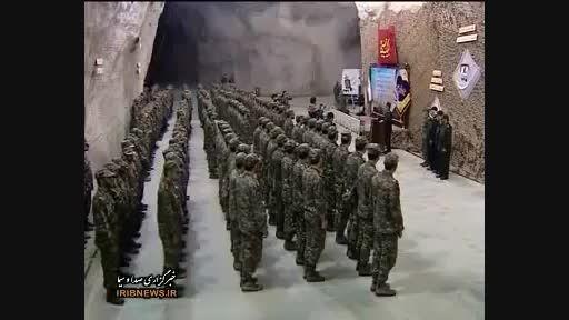 اقتدار نظامی سپاه ایران