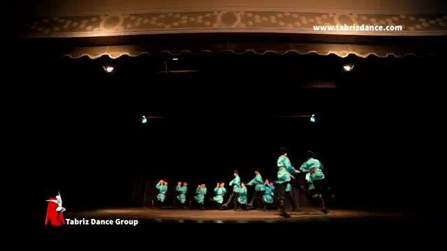 شالاخو-رقص آذری توسط هتل در ارومیه هتل آریا