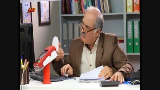 خنده دارترین پیام سلیمانی وهدایتی درحاشیه مهران مدیری