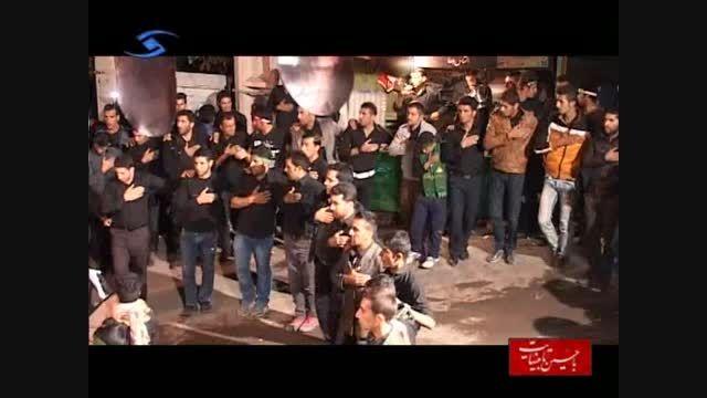 مراسم عزاداری ابا عبدالله الحسین(ع)- روستای یارود-قزوین