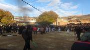 مراسم تعزیه خوانی در روستای کلنجین