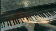 اجرای آهنگ بریتنی با پیانو