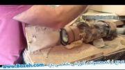 آموزش ساخت بومرنگ با چوب