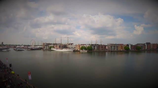 فستیوال دریایی هلند و خلیج آمستردام