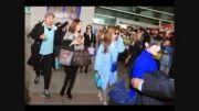 T-ara's arrival in Vietnam
