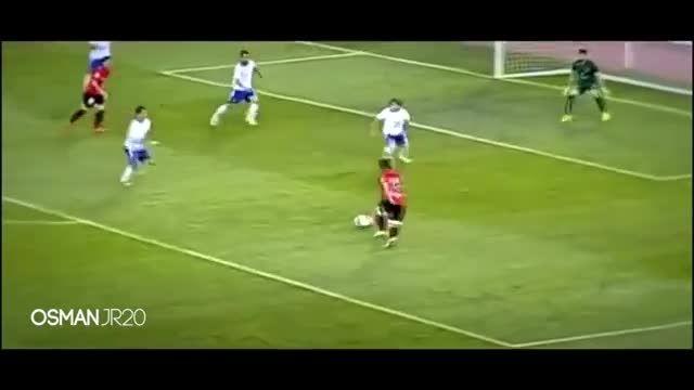 گل ها و حرکات دیدنی مارکو آسنسیو (بازیکن رئال مادرید)