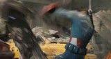 نبرد Thor و Captain America با دشمنانشان در فیلم زیبای The Avengers