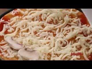 آشپزی سولیکو: پیتزا پپرونی