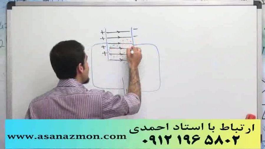 نمونه تدریس درس فیزیک کنکور تجربی و کنکور ریاضی 33